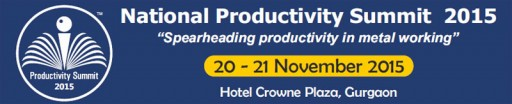 Increase Productivity; Attend National Productivity Summit 2015