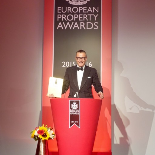 P&T Interiors Wins Highly Acclaimed European Award for Interior Design