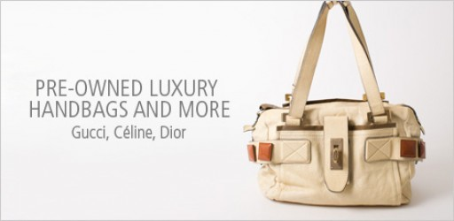 Pre owned Handbags - Your Passport to Luxury on a Budget