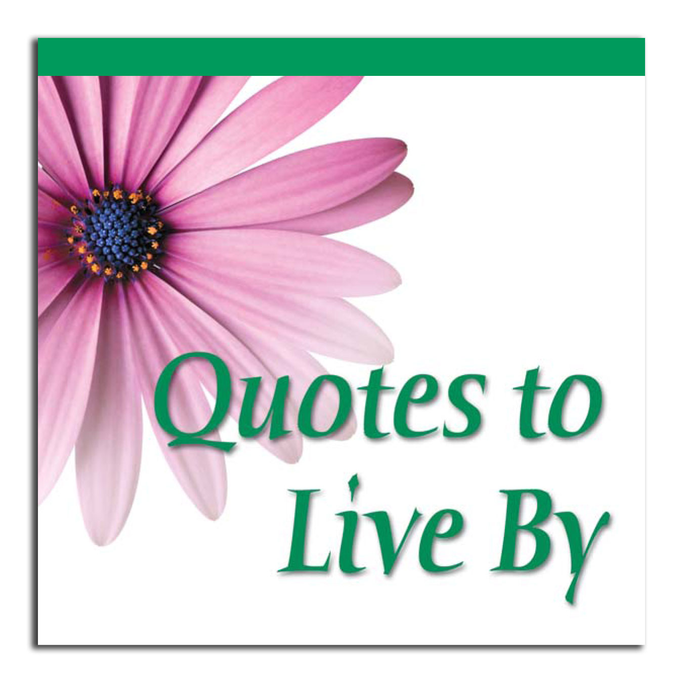 Quotes To Live By: Daily Inspirational Quotes To Live By. QuotesGram