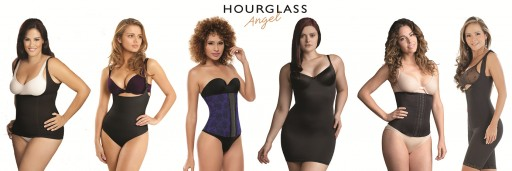 "HourglassAngel.com Re-Launches as 1st Website to Offer ""Shapewear Stylists"""