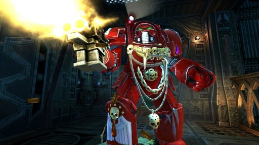 "SPACE HULK® Smashes Onto PS3TM and ""PSVita"" in the Americas"