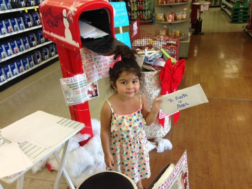 Send a Letter to Santa and Get a Reply From the North Pole for Free at Your Local Family-Run Crown Ace Hardware