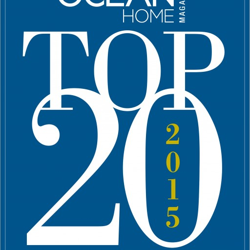 "Ocean Home Magazine's Annual ""Top 20 Ocean Homes"" Issue Features the Best Oceanfront Homes for Sale From Coast to Coast"