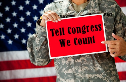 #HR22 Hire More Heroes Bill Does Not Require Hiring of Vets; Denies Women Veterans Private Healthcare