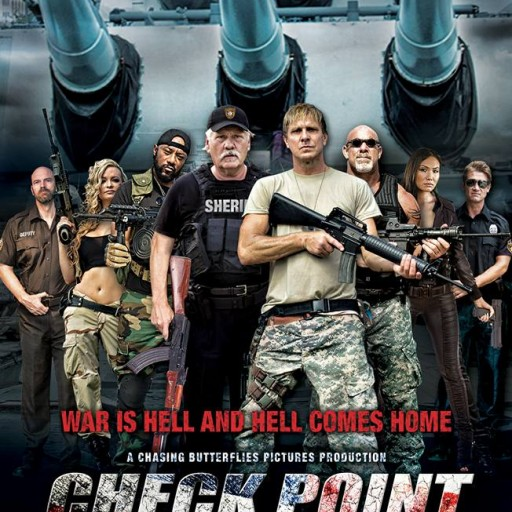 "Check Point Movie Unmasks Real Life Terrorist ""Sleeper Cells"" in the USA, Starring Kenny Johnson, Bill Goldberg,  and William Forsythe"