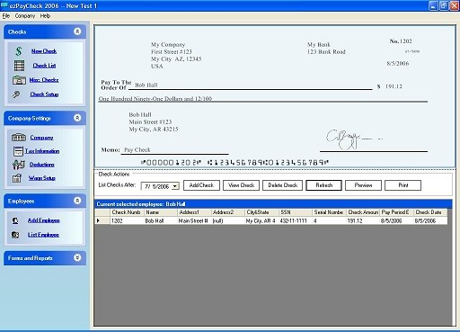 EzPaycheck 2015 Payroll Software Has Been Updated With The New Tax Form 941