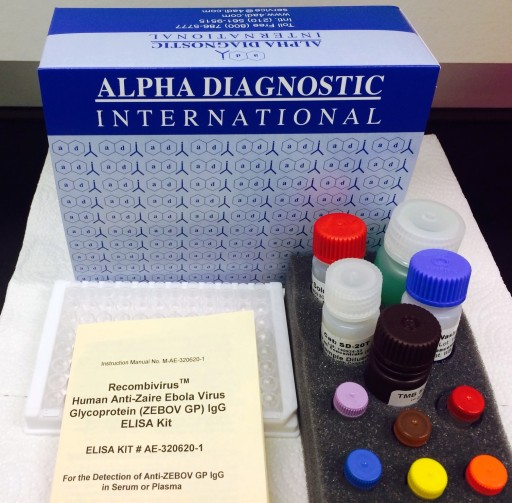 Ebola Detection Using Rapid Tests and ELISA Kits for Humans and Animals