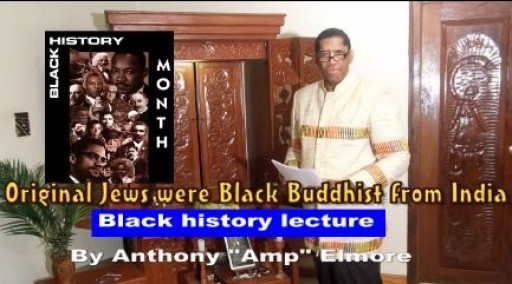Original Jews Were Black Buddhist From India, Obama & Buddhism, Tina Turner Mother to Proud Black Buddhist in America