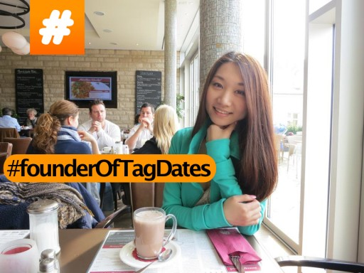 Meet the CMU Alumna That Founded Tagdates, the First Online Dating and Chatting Platform Solely Based on Hashtags for Fun, Genuine and Happy People