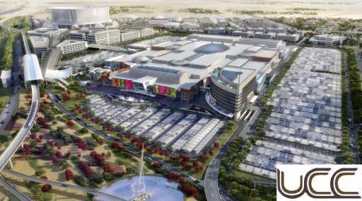Moataz Al Khayyat's UCC Qatar Set to Complete One of the World's Largest Shopping Malls in Autumn 2015