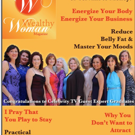 "Shirlene Reeves, CEO of Maximize Your Wealth Now Announces Current Issue of  ""Wealthy Woman Magazine"""