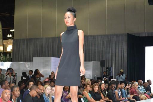 2015 BET FREE FAN FEST FEATURES A MACY'S FASHION & BEAUTY SHOW