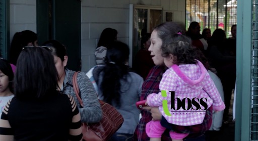 iBoss Advertising Gives 100 Turkeys to Immigrant Families in Need for the Thanksgiving Season