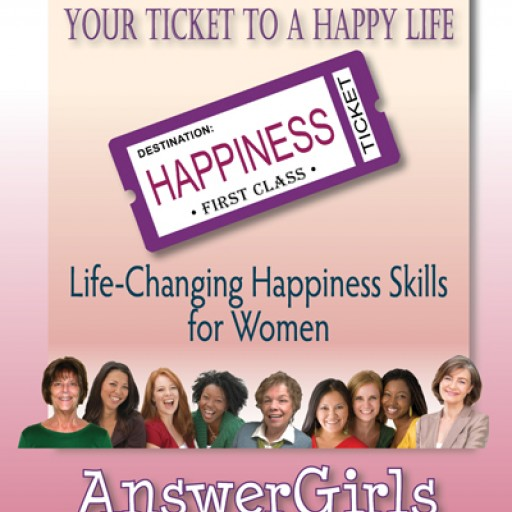 AnswerGirls Books Tell Women How Live a Happy Life and Win Their Arguments Now Available