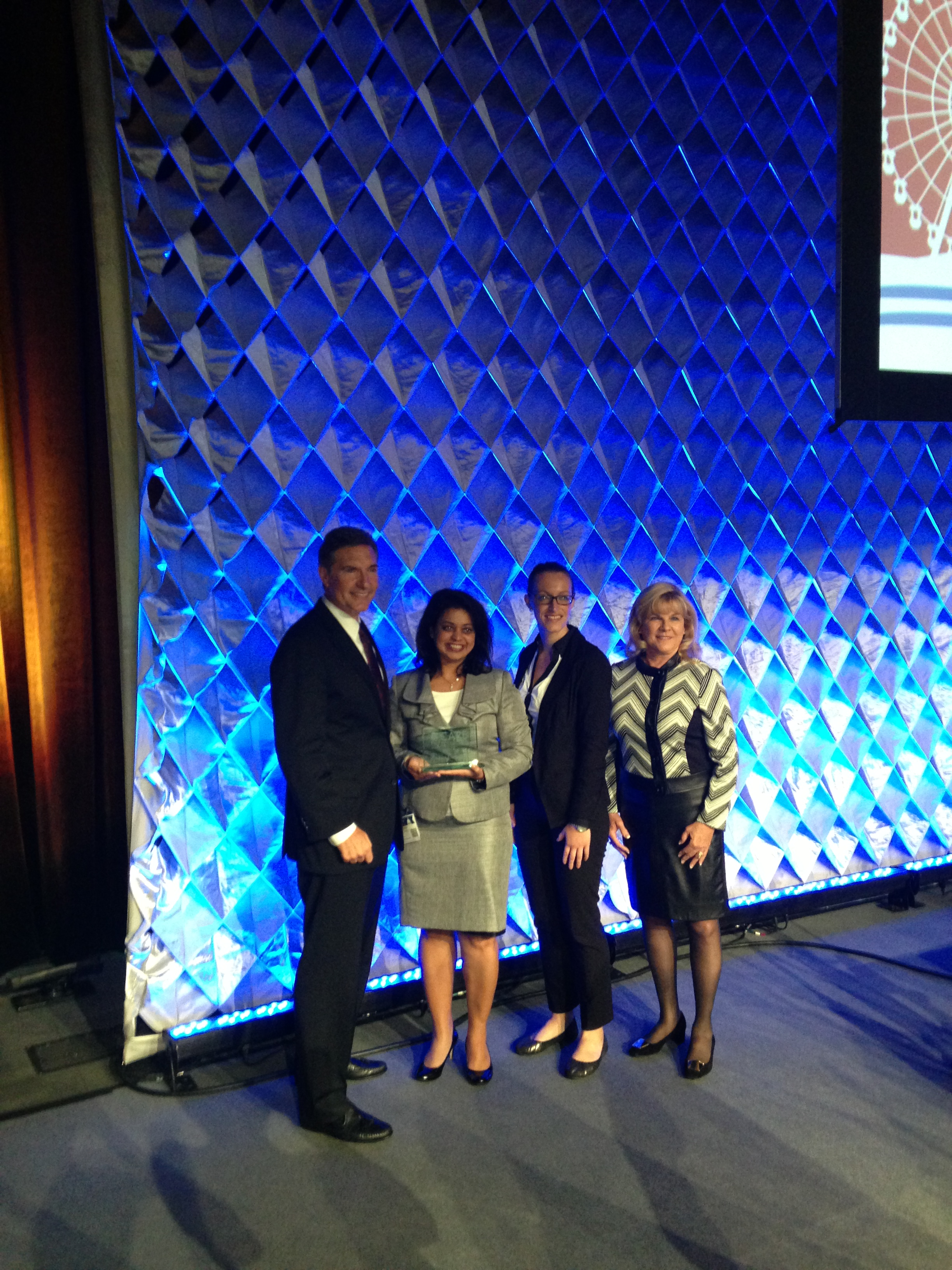 Rangam Consultants Inc Wins Care Awards From American