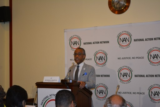 National Action Network 2015 From Demonstration To Legislation Conference
