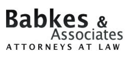 Babkes & Associates Celebrates 38 Years of Successfully Lifting Driver's License Suspensions