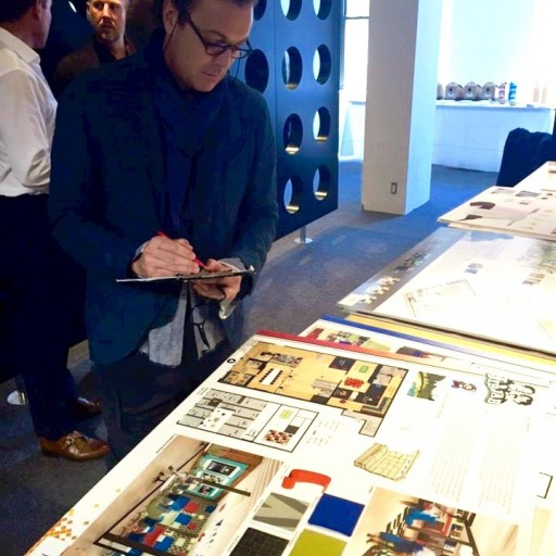 P&T Interiors Participates in Angelo Donghia Foundation 2015 Scholarship Competition