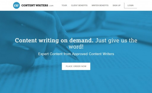 ContentWriters.com Announces Highly Anticipated Launch of New Marketplace Connecting Writers with Customers