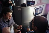 UsTwo Demoing In-Flight