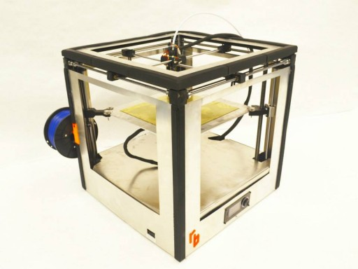Readybox the Fastest Consumer 3-D Printer in the World Launches