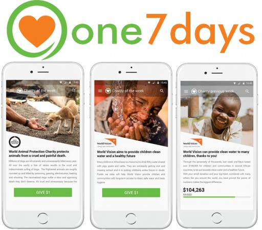One7days Plans to Change the World One Dollar at a Time