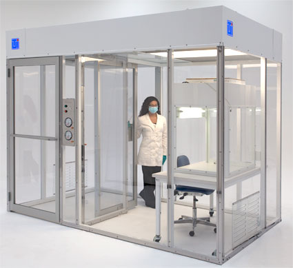 Usp 797 cleanroom from terra universal touts full for 797 room design