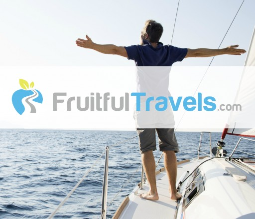 Official Launch of New Nomadic Lifestyle Blog FruitfulTravels.com