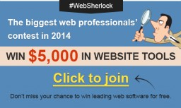 #WebSherlock Easter Egg Hunt Contest Challenge is On!