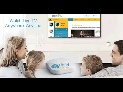 Watch Live TV for FREE with CloudAntenna! Anywhere, anytime