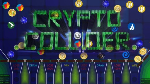 "New Bitcoin Skill & Strategy Physics Game ""Crypto Collider"" Offers Unique Hedging System"