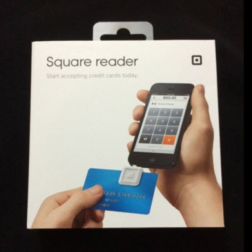 """Square"" Reader for Credit Card Processing and Online Credit Card Processing Software"