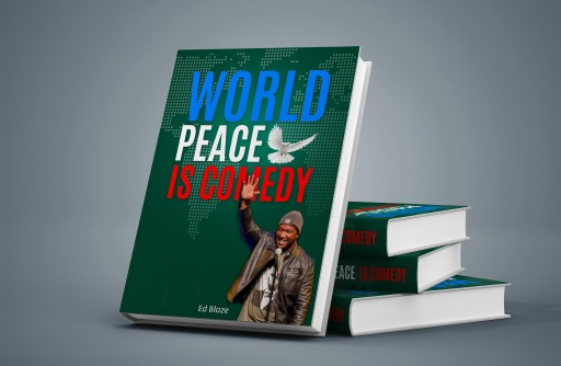 World Peace is Comedy: Tanzanian Comic Writes About Life in America