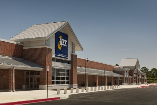 KBE Building Corp. Completes Second Commissary Project - This One in Annapolis, Md.