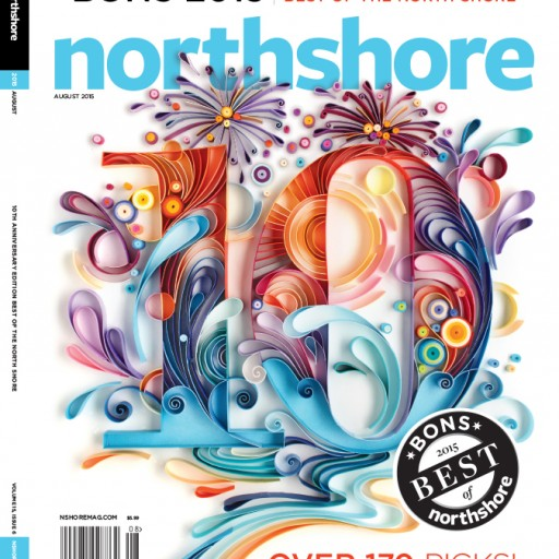 "Northshore Magazine Announces 10th Annual ""Best of North Shore"" (BONS) Awards"