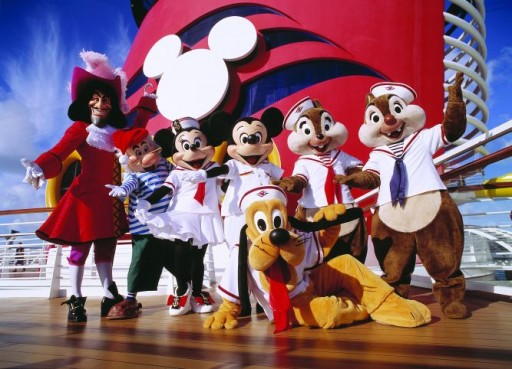 Recieve 4 Disney Cruise Tickets at NO COST