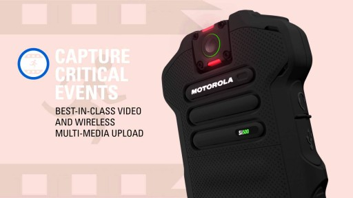 Motorola Si500 Video Speaker Microphone Product Overview Video