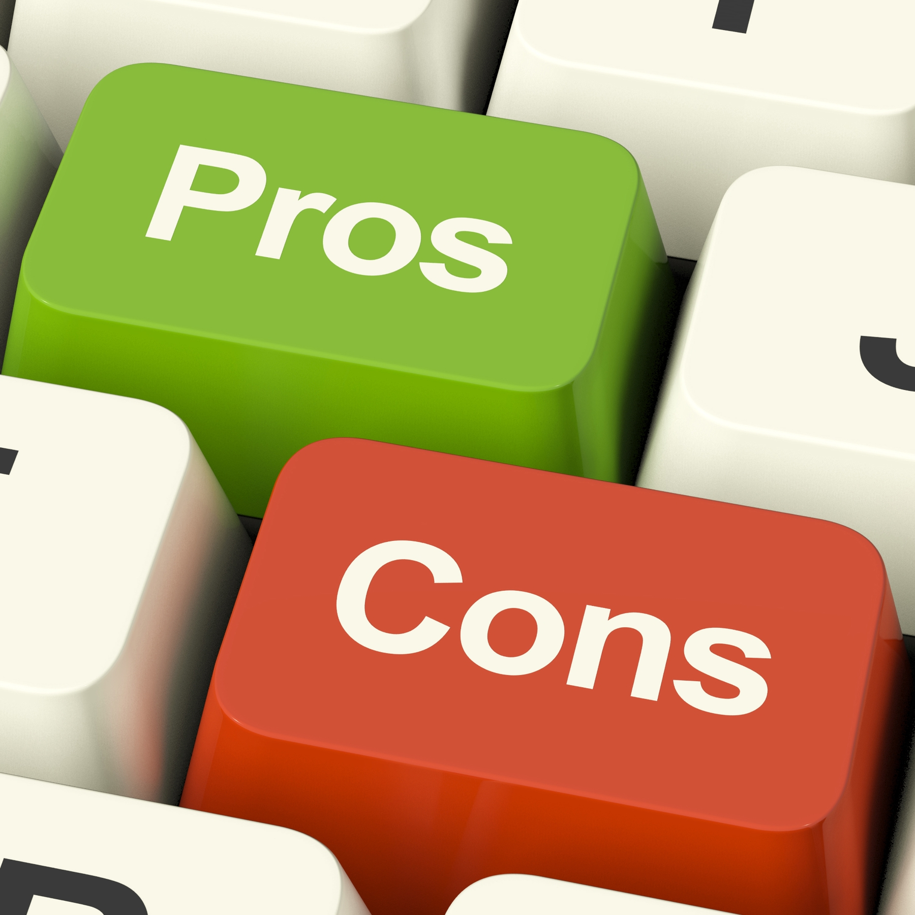 the pros and cons of publishing your press release on your blog