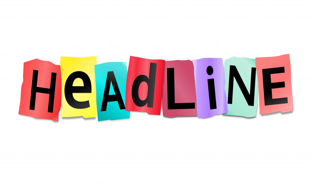 How To Write A Good Headline For Your Press Release - Newswire