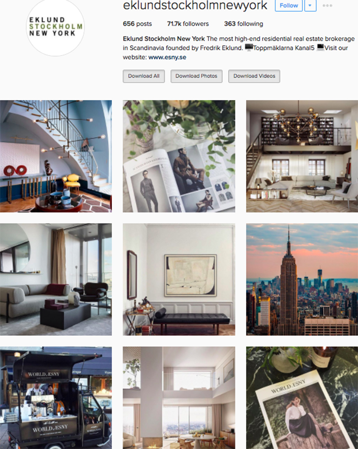 Why Real Estate Agents Should Take Advantage Of Instagram Newswire