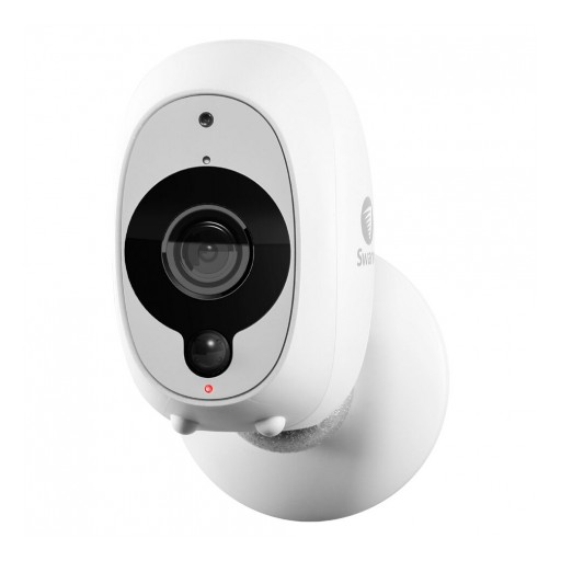 Swann Cuts the Cord With Cutting Edge Wire-Free Smart Security Camera