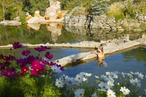 Strawberry Park Hot Springs, Steamboat Springs