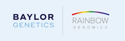Baylor Genetics Partners With Rainbow Genomics Offering Adult Wellness Screening and High-Risk Cancer Exome Sequencing Tests in Asian Pacific