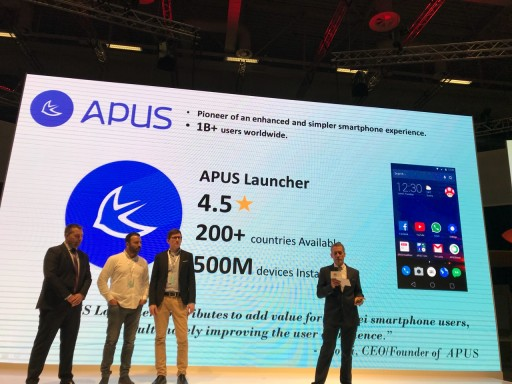 Huawei Chooses APUS Launcher as One of the First Wave of Apps on Huawei AppStore