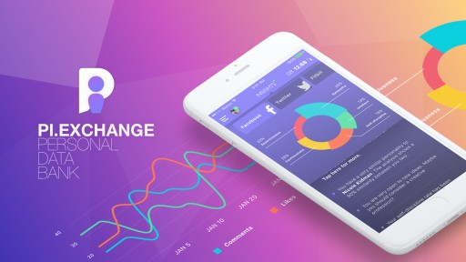 PI.EXCHANGE, the New Mobile App Changing the World of Personal Data Launches