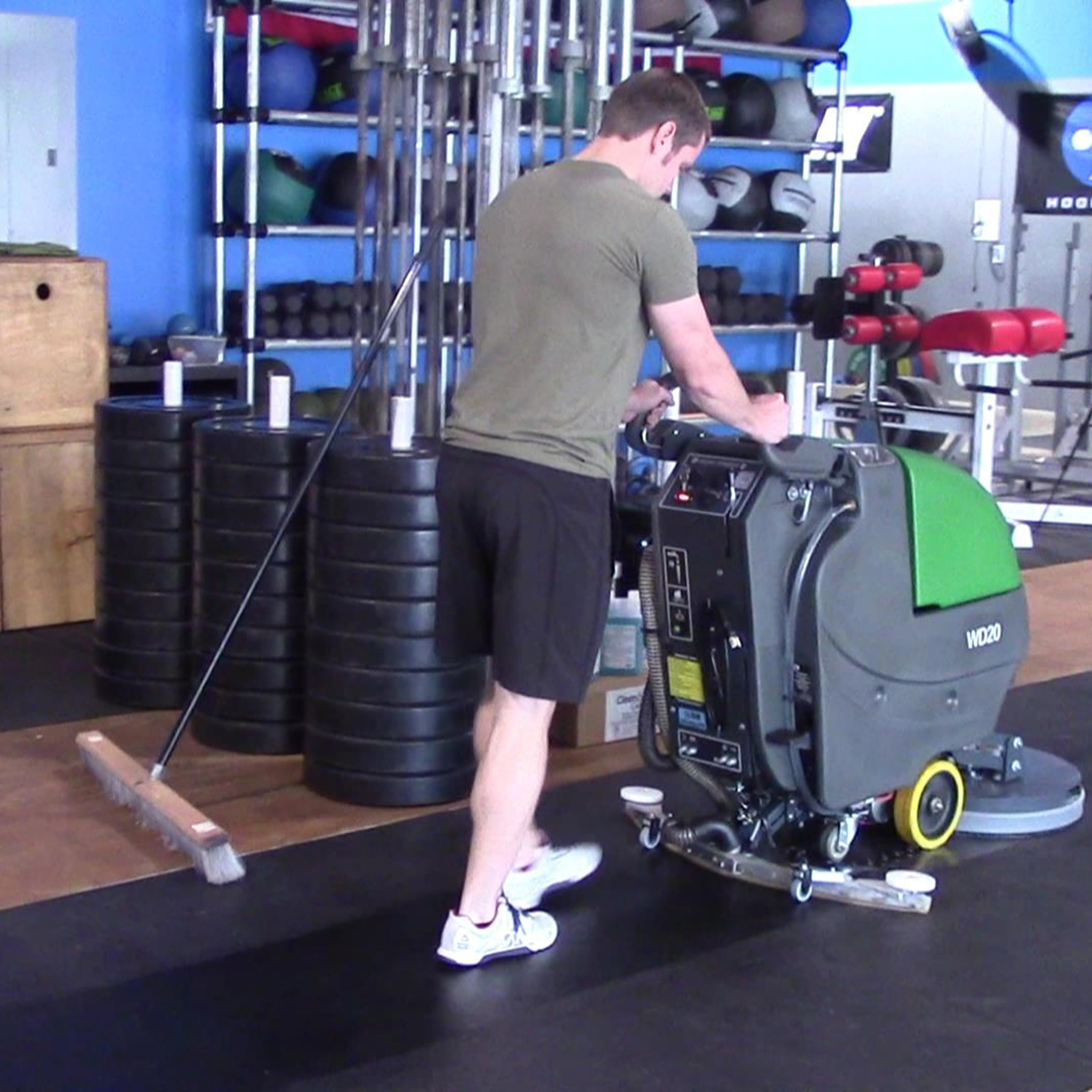 Factory Cleaning Equipment Inc Announces New