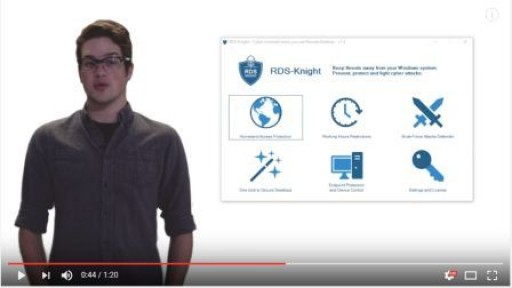 RDS-Tools Releases RDS-Knight's Video Part 3: Geo-Restriction for RDP