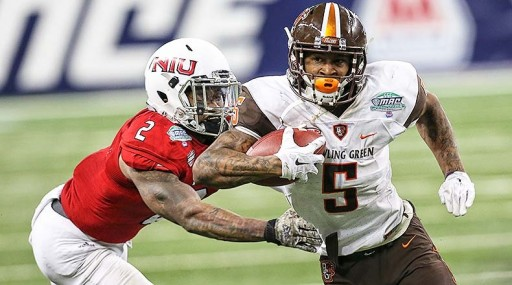 Former Bowling Green Dynamic Playmaker WR Ronnie Moore is Back From Injury and Better Than Ever