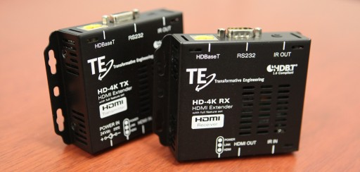 Transformative Engineering Launches the First Economical HDMI Extenders for Full 4K Signals